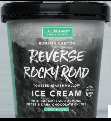 Reverse Rocky Road